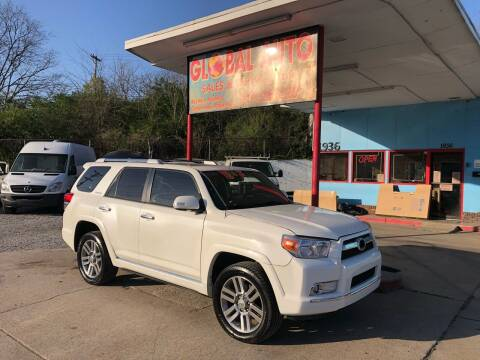 2013 Toyota 4Runner for sale at Global Auto Sales and Service in Nashville TN