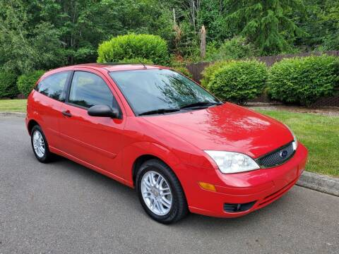 2005 Ford Focus for sale at Money Man Pawn (Auto Division) in Black Diamond WA