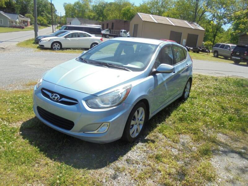 2012 Hyundai Accent for sale at Curtis Lewis Motor Co in Rockmart GA