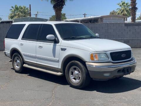 2002 Ford Expedition for sale at Curry's Cars Powered by Autohouse - Brown & Brown Wholesale in Mesa AZ