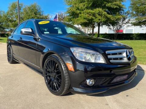 2009 Mercedes-Benz C-Class for sale at UNITED AUTO WHOLESALERS LLC in Portsmouth VA