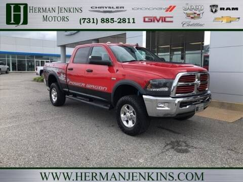 2015 RAM Ram Pickup 2500 for sale at Herman Jenkins Used Cars in Union City TN