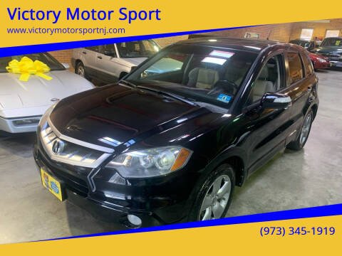 2007 Acura RDX for sale at Victory Motor Sport in Paterson NJ