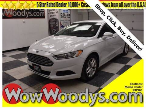2013 Ford Fusion for sale at WOODY'S AUTOMOTIVE GROUP in Chillicothe MO