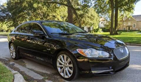 2010 Jaguar XF Premium for sale at Classic Car Deals in Cadillac MI