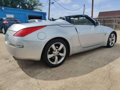 2008 Nissan 350Z for sale at AI MOTORS LLC in Killeen TX