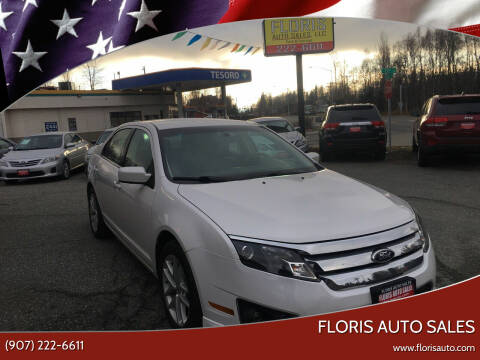 2012 Ford Fusion for sale at FLORIS AUTO SALES in Anchorage AK