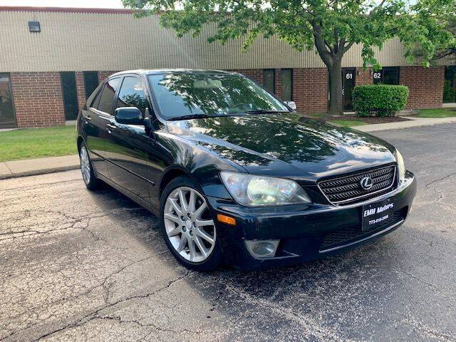 2005 Lexus IS 300 for sale at EMH Motors in Rolling Meadows IL