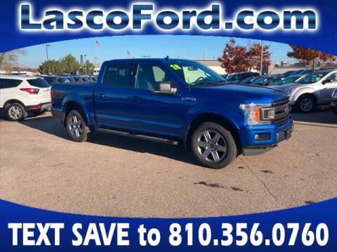 2018 Ford F-150 for sale at Lasco of Grand Blanc in Grand Blanc MI