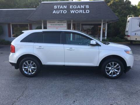 2011 Ford Edge for sale at STAN EGAN'S AUTO WORLD, INC. in Greer SC