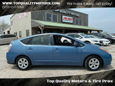 2009 Toyota Prius for sale at Top Quality Motors & Tire Pros in Ashland MO
