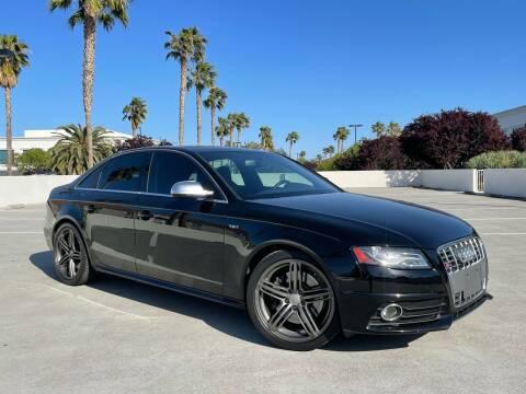 2011 Audi S4 for sale at OPTED MOTORS in Santa Clara CA