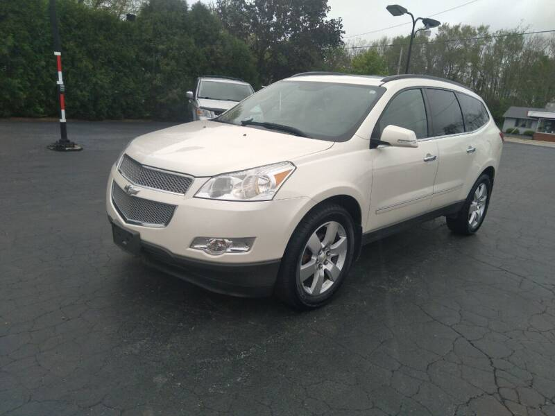 2011 Chevrolet Traverse for sale at Keens Auto Sales in Union City OH