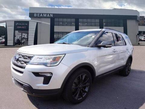 2018 Ford Explorer for sale at Beaman Buick GMC in Nashville TN