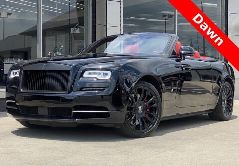2018 Rolls-Royce Dawn for sale at Carmel Motors in Indianapolis IN