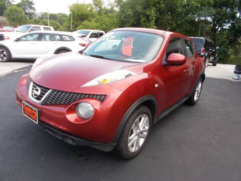 2011 Nissan JUKE for sale at Careys Auto Sales in Rutland VT