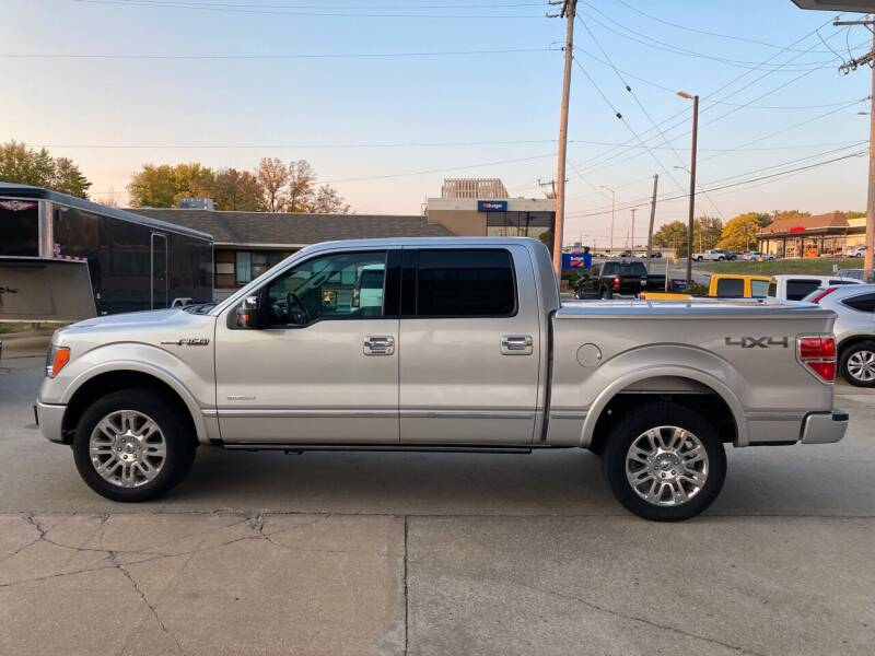 2011 Ford F-150 for sale at GRC OF KC in Gladstone MO