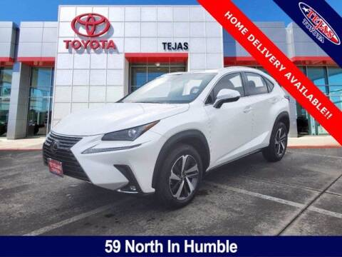 2018 Lexus NX 300 for sale at TEJAS TOYOTA in Humble TX