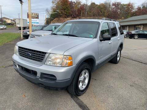 2002 Ford Explorer for sale at WENTZ AUTO SALES in Lehighton PA