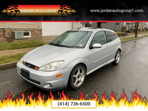 2003 Ford Focus SVT for sale at Jordan Auto Group in Paterson NJ