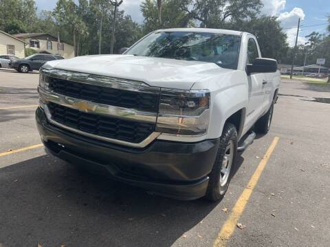 2016 Chevrolet Silverado 1500 for sale at REDLINE MOTORGROUP INC in Jacksonville FL