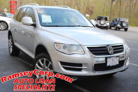 2010 Volkswagen Touareg for sale at Ramsey Corp. in West Milford NJ