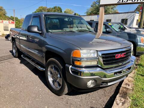2006 GMC Sierra 1500 for sale at Mayer Motors of Pennsburg in Pennsburg PA