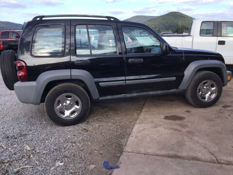 2005 Jeep Liberty for sale at Troys Auto Sales in Dornsife PA