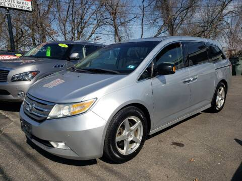 2011 Honda Odyssey for sale at Real Deal Auto Sales in Manchester NH