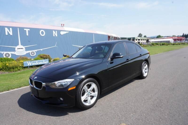 2014 BMW 3 Series for sale at Precision Motors LLC in Renton WA