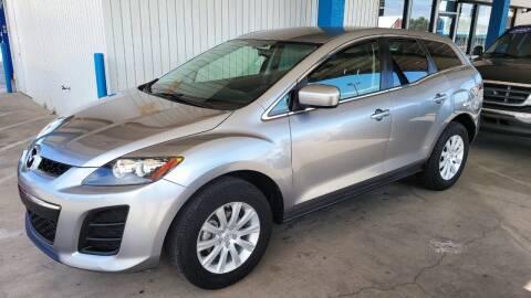 2011 Mazda CX-7 for sale at Bob Ross Motors in Tucson AZ