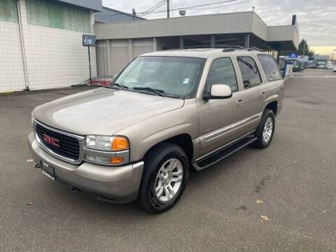 2003 GMC Yukon for sale at TacomaAutoLoans.com in Tacoma WA