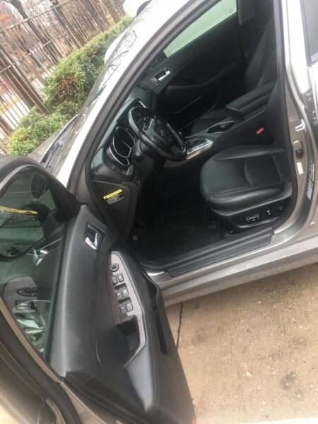 2015 Kia Optima EX 4dr Sedan - Dallas TX