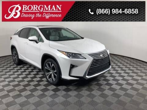 2017 Lexus RX 350 for sale at BORGMAN OF HOLLAND LLC in Holland MI