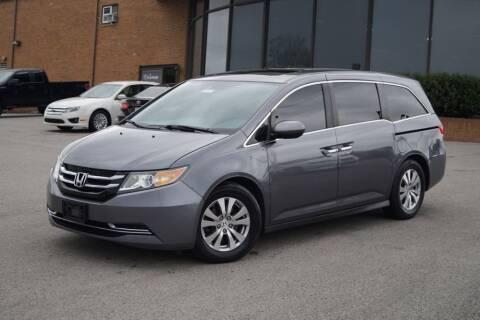 2016 Honda Odyssey for sale at Next Ride Motors in Nashville TN