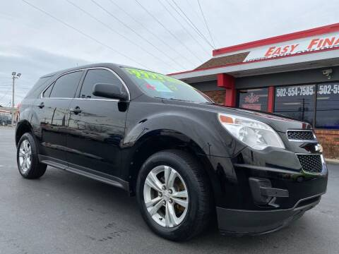 2012 Chevrolet Equinox for sale at Premium Motors in Louisville KY