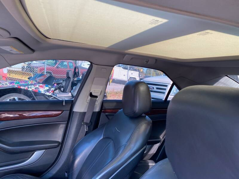 2009 Cadillac CTS AWD 3.6L V6 4dr Sedan w/ 1SA - Warwick RI