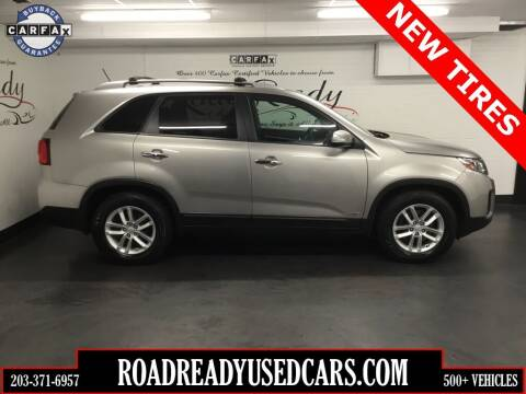 2014 Kia Sorento for sale at Road Ready Used Cars in Ansonia CT
