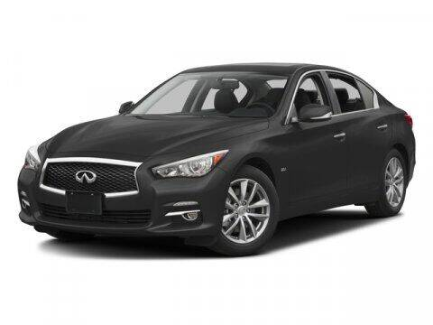 2016 Infiniti Q50 for sale at TRAVERS GMT AUTO SALES - Traver GMT Auto Sales West in O Fallon MO