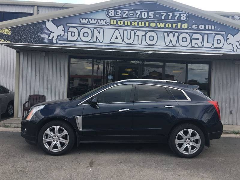2014 Cadillac SRX for sale at Don Auto World in Houston TX