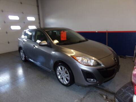 2011 Mazda MAZDA3 for sale at Pool Auto Sales Inc in Spencerport NY