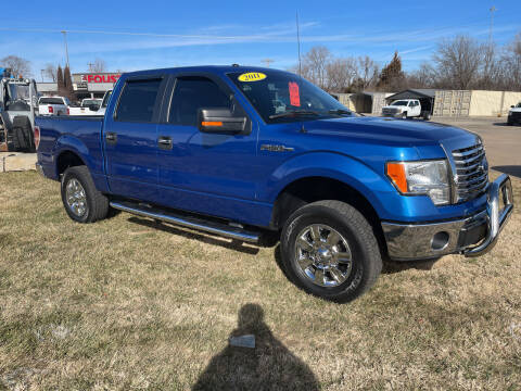 2011 Ford F-150 for sale at Foust Fleet Leasing in Topeka KS