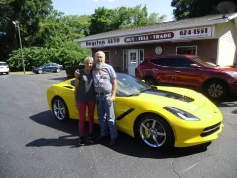 2014 Chevrolet Corvette for sale at HOGSTEN AUTO WHOLESALE in Ocala FL