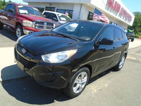 2012 Hyundai Tucson for sale at Island Auto Buyers in West Babylon NY