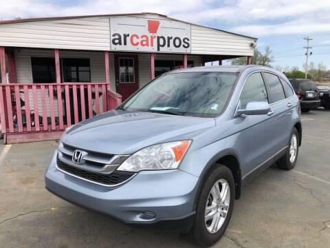 2010 Honda CR-V for sale at Arkansas Car Pros in Cabot AR