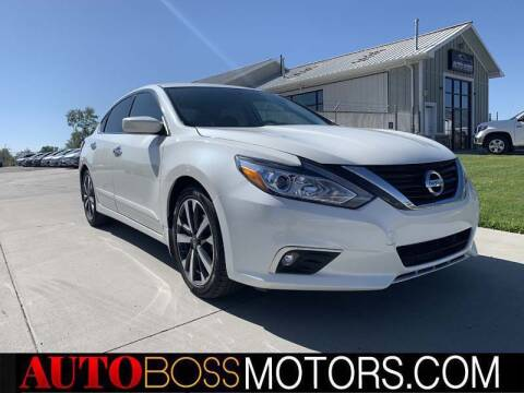 2017 Nissan Altima for sale at Auto Boss in Woodscross UT