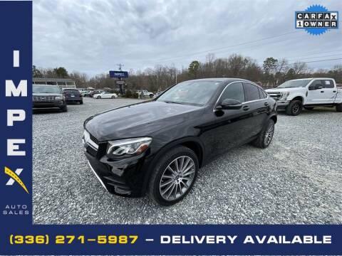 2018 Mercedes-Benz GLC for sale at Impex Auto Sales in Greensboro NC