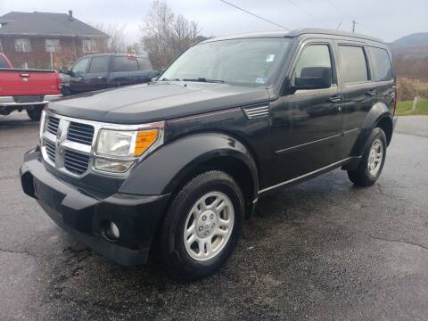 2011 Dodge Nitro for sale at Salem Auto Sales in Salem VA