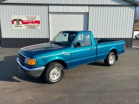 1994 Ford Ranger for sale at Highway 9 Auto Sales - Visit us at usnine.com in Ponca NE