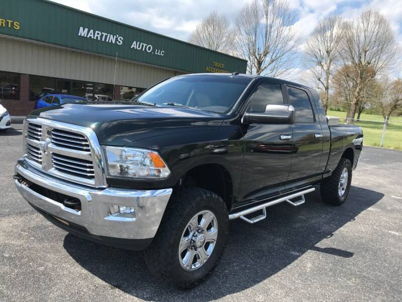 2015 RAM Ram Pickup 2500 for sale at Martin's Auto in London KY